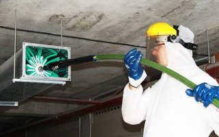 Вентиляцию в многоквартирных домах должны чистить