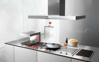 Устройство вытяжки для кухни с отводом в вентиляцию