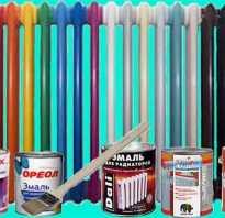 Эмаль для окраски радиаторов отопления и металлических труб
