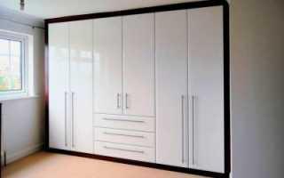 Как сделать дверь своими руками для шкафа