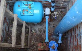 Что нужно для водоснабжения воды из скважины в дом
