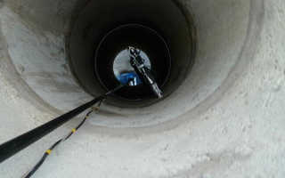 Водопровод из колодца в дом провести