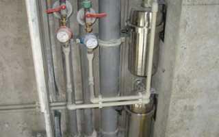 Водопровод в частном доме своими руками из полипропилена