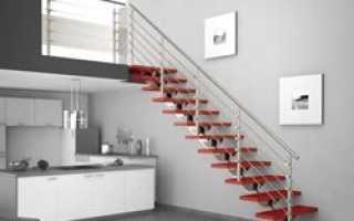Видео металлическая лестница на второй этаж своими руками