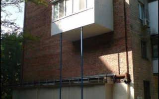 Балкона своими руками если нет денег