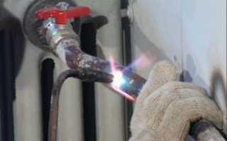 Методы стыковки трубы при сварке