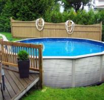 Из чего можно сделать бассейн для ребенка своими руками