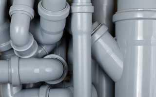Труба пвх с раструбом для канализаций