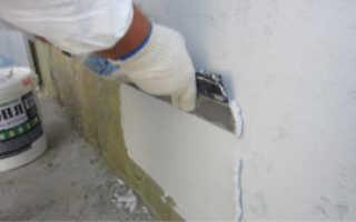 Как выровнять стены на кухне своими руками видео под обои