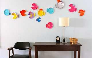 Декоративные тарелки на стену своими руками фото