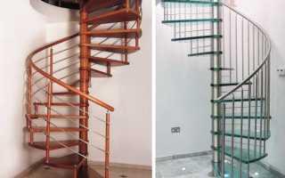 Варианты лестниц на второй этаж в частном доме своими руками