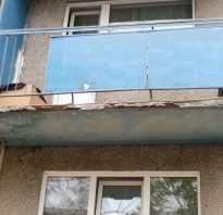 Как укрепить парапет балкона своими руками
