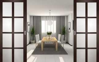 Как сделать сдвижную дверь своими руками