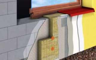 Как утеплить кирпичную стену изнутри своими руками
