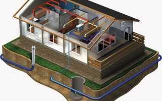 Ютуб вентиляция в частном доме своими руками схема с выходом в стену