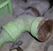 Трубы для системы канализации частного дома