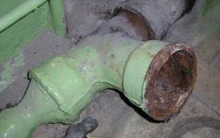 Что нужно для проведение канализации в свой дом