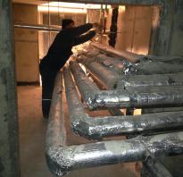 Утепление вентиляции на чердаке в частном доме
