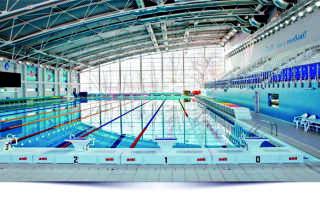 Динамо бассейн водный стадион как доехать