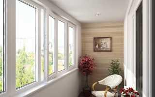 Остекление утепление и отделка балконов цены