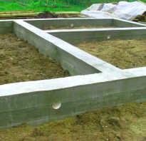 Фундамент для дома своими руками вентиляция