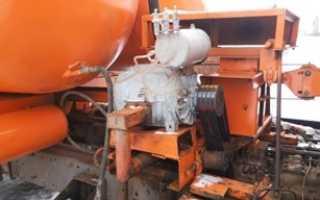 Вакуумный насос для откачки канализации ко 503