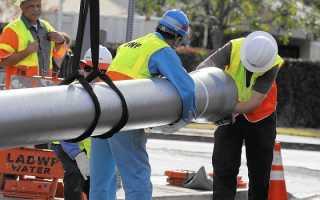 Чем отличается напорная и безнапорная труба для канализации