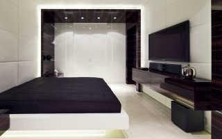 Ремонт стен в спальне своими руками фото