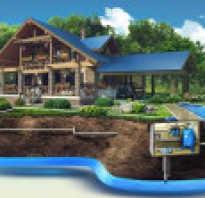 Водопровод и отопление в своем доме от скважины