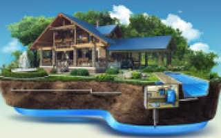 Что нужно для водопровода на даче из скважины
