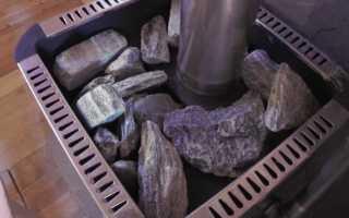 Базальт камни для печи в баню