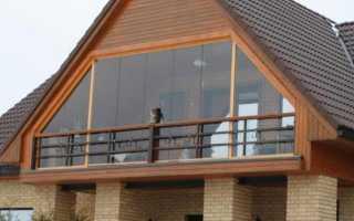 Деревянный каркас балкона как сделать своими руками