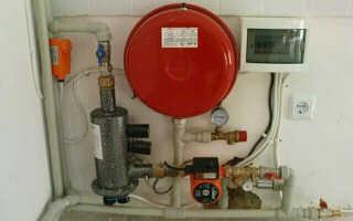 Автономная электрическая система отопления в частном доме