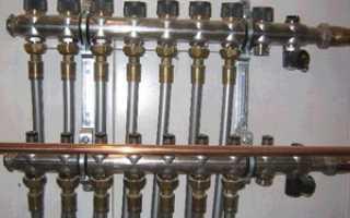 Что такое коллектор водоснабжения в доме