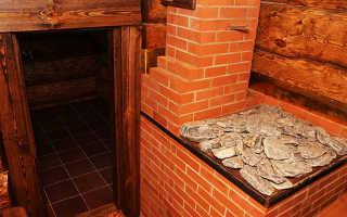 Сложить печь для бани своими руками пошаговая инструкция