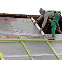 Чем крепится гидроизоляция на крыше