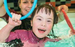 Дцп ребенок как плаваете в бассейне