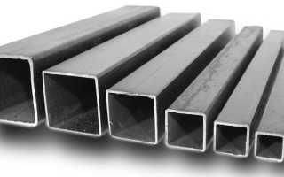Сарай из металла с односкатной крышей своими руками