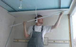 Все о подвесной потолок своими руками