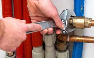Что делать если в доме авария водопровода