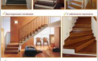Бетонная лестница с забежными ступенями своими руками видео
