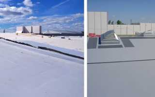 Сколько стоит гидроизоляция для крыши