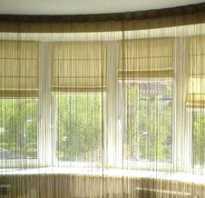 Как сшить римские шторы на балкон своими руками