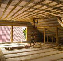 Утепление мансарды пенопластом изнутри если крыша уже покрыта