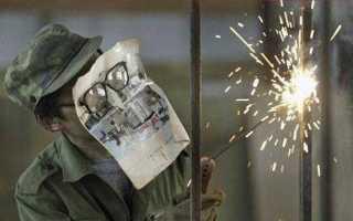 Методы ручной сварки металла