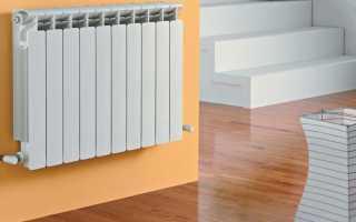 Алюминиевые радиаторы отопления не греют что делать