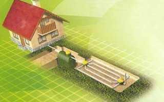 Водопровод и канализация на даче какой лучше