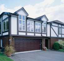 Цокольный фундамент для дома с гаражом