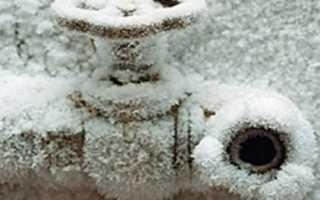 Чем утеплить зимний водопровод на даче