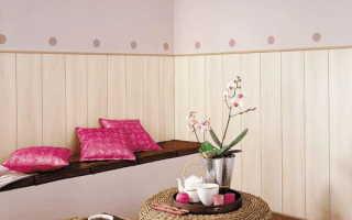 Панели для стен своими руками на клей